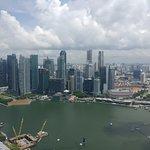 View From Marina Bay SkyPark