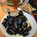 Foto de Point Brugge Cafe