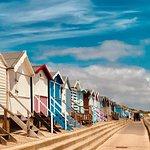 Frinton beach huts