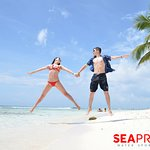 When Paradise is Calling, Book with SeaPro.