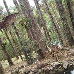 Jurassic park jardim dos Pinhais Ecco Parque