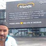 Фотография Friends Arena