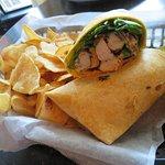 Chicken Avocado Wrap