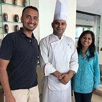 one with Chef Hanuman