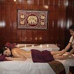 Oil massage/ ойл массаж