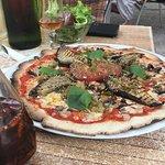 Pizza sans gluten