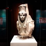 La pièce maîtresse de l'exposition Reines d'Egypte