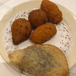 Mix of Brazilian Appetizers,, Delicious