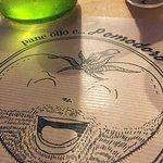 Foto de Pane olio e pomodoro