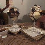 Foto de Island Scoop Ice Cream and Coffee Bar