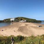 Foto de Bigbury-on-Sea Beach