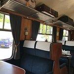 Foto di Glenfinnan Station Museum Dining Car