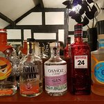 Gin Tasting at The Red