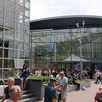Van Gogh musem general entrance