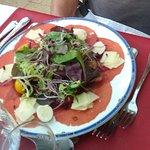 Bild från Restaurant Aux Quatre Saisons
