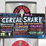 Cereal Shakes
