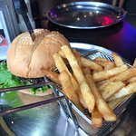 A good burger place with a wide variety of type of burgers. Very friendly staff and they have a