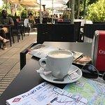 Restaurants around for a coffee