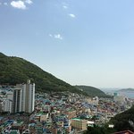 The view at Gamcheon