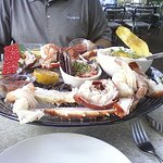 Royal Size Cold Seafood Platter