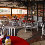 Poppy's Crazy Lobster, New Orleans - Patio Dining