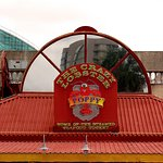 Poppy's Crazy Lobster, New Orleans - Exterior Sign