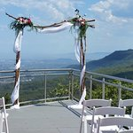 Weddings at the Southern Gateway Centre through Altitude 1148