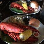 Lobster dinner special - $30