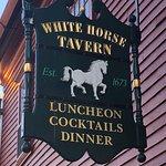 The White Horse Tavern Foto