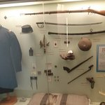 Weapons and Uniform