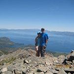 Bild från Mt. Tallac Trail