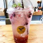 Cranberry Soda 80 Baht