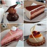 Foto de Blomsterbergs Cafe & Konditori
