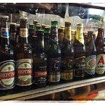12 διαφορετικές Μπύρες και η γκάμα όλο και μεγαλώνει.