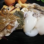 กุ้ง หอย ปู ปลา ปลาหมึก