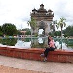 Photo of Patuxai