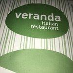 Foto de Veranda Italian Restaurant