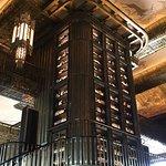 The stunning interior of Atlas