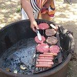 BBQ al Manresa State Beach California camping