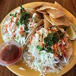 Fish tacos - one serve!