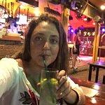 Photo of Zoe in Yellow Chiangmai Thailand