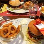 Foto van Deluxe burger