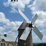 Le Moulin et le restaurant Les Cuisines du Moulin
