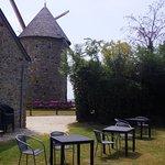 le Jardin des Cuisines du Moulin