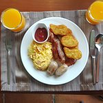 I loved my breakfast
