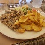 Foto van Faros Restaurant Acharavi