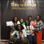 This fun group made it out JUST in time! Great job, you guys!