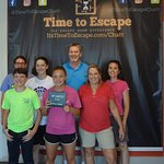 One of the first groups to take on Dr. Von Gobler! Your groovy moves saved us all!