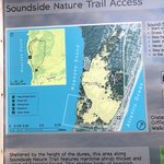 Soundside Trail Map