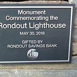 Monument plaque
